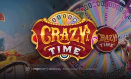 Crazy Time - Live Casino