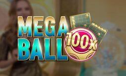 Mega Ball - Live Casino