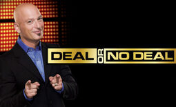 Deal Or No Deal - Live Casino