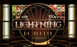 Lightning Roulette - Table Games