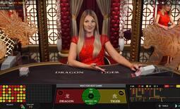 Dragon Tiger - Table Games
