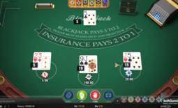 BlackJack MH - Table Games