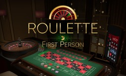 First Person American Roulette - Table Games